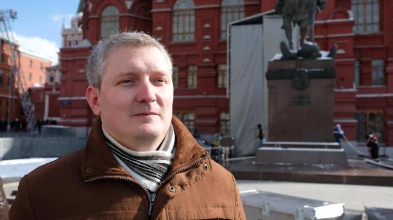 Aleksey Varfolomeev, 34 años