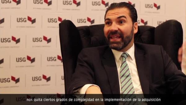 Knauf y su nueva adquisición USG