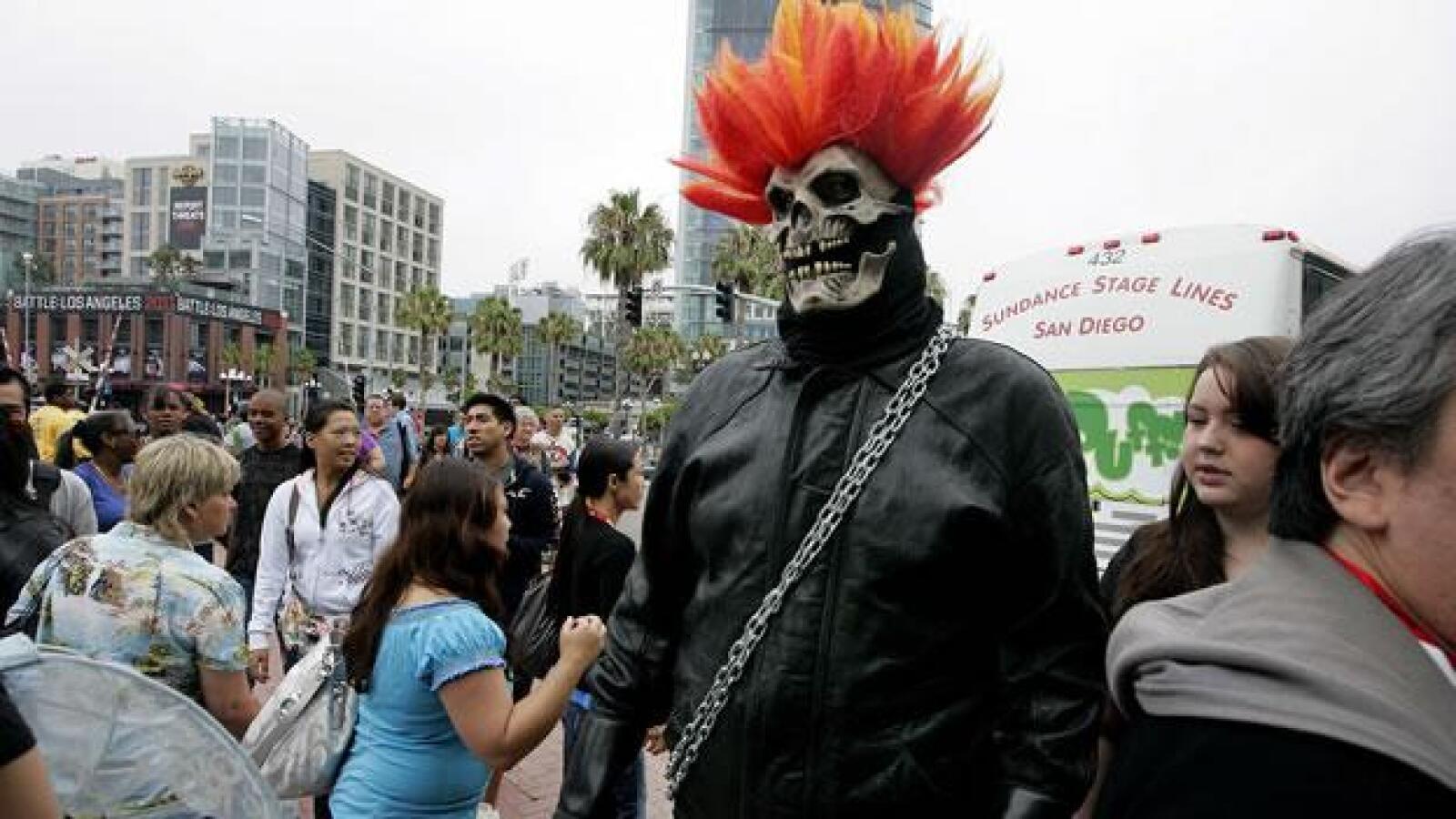 Comic-Con es una de las mayores convenciones de la cultura pop en el mundo