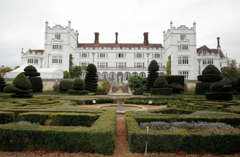 Danesfield House es el lugar designado por la pareja para vivir una segunda boda de ensueño.