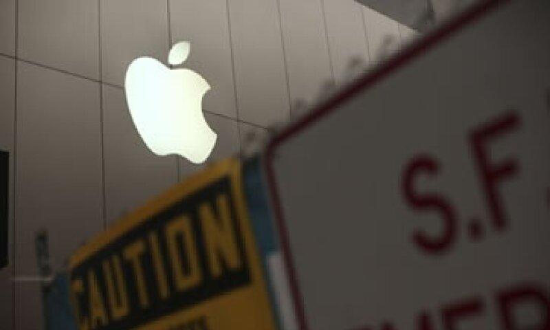 Apple había sido la mayor compañía por capitalización de mercado desde fines de enero de 2011.  (Foto: Reuters)