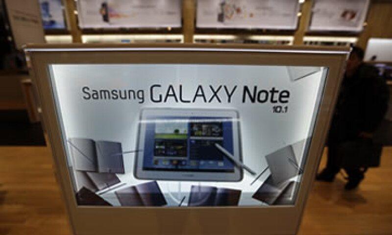 Samsung entregó este martes su estimación de ganancias del cuarto trimestre de 2012, antes del reporte completo. (Foto: AP)