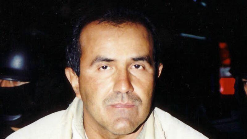 El narcotraficante Miguel Ángel Caro Quintero, en una imagen de 2005