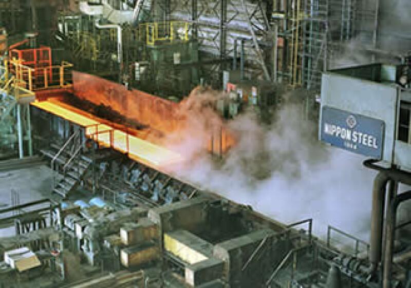 Japón es el segundo producto mundial de acero, después de China. (Foto: AP)