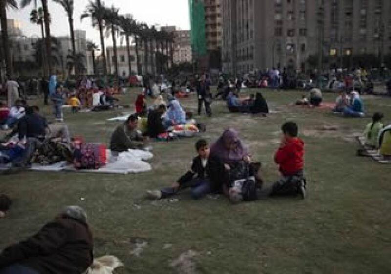 Los medios se han dedicado a participar protagónicamente en la situación egipcia. (Foto: AP)