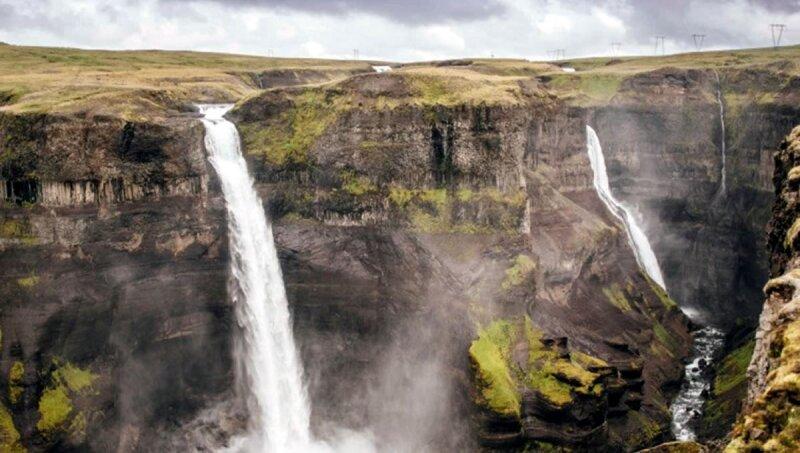Islandia tiene más agua fresca que países 10 veces más grandes que él.