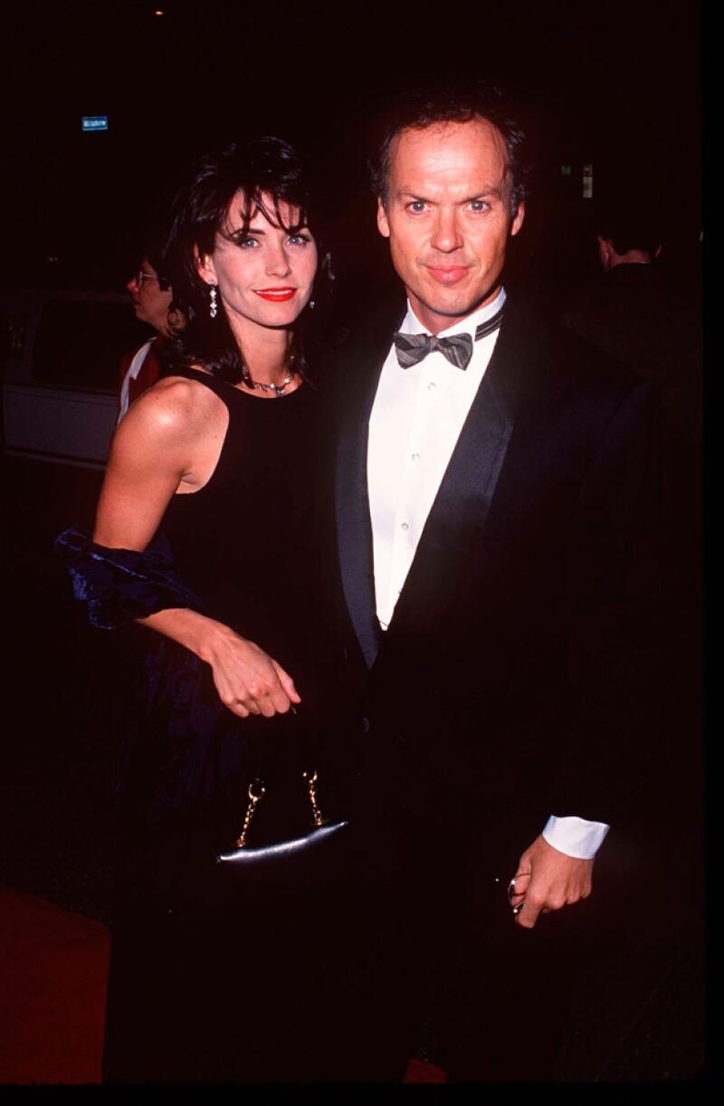 Courteney y Michael mantuvieron una relación de seis años.