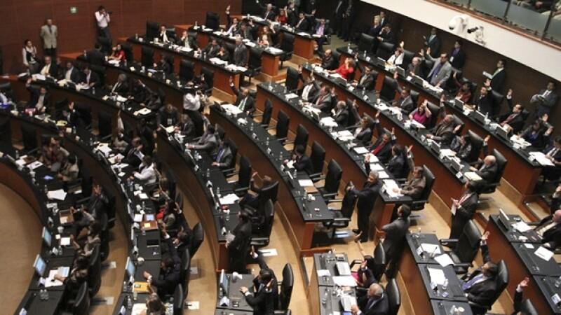 senado aprueba reforma a ley de contabilidad
