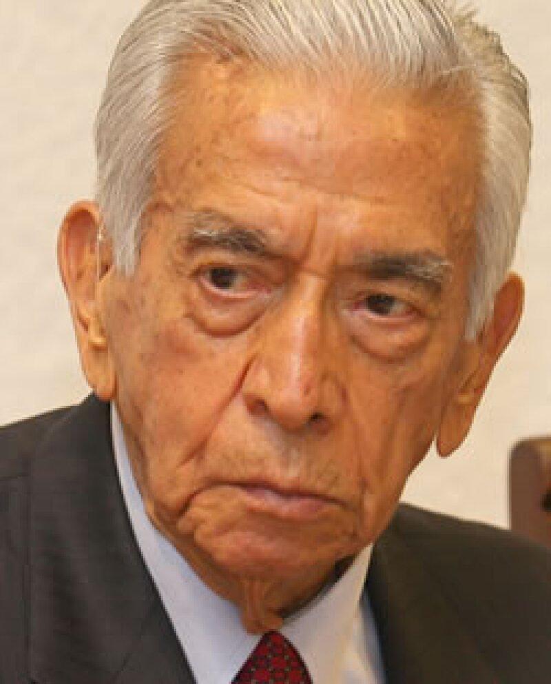 La PGR acusó a Jorge Díaz Serrano por un fraude relacionado con la compra de dos buques para transporte de gas a sobreprecio. (Foto: Notimex)