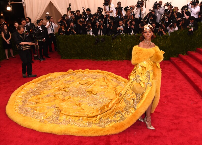 China: Through the Looking Glass, Rihanna