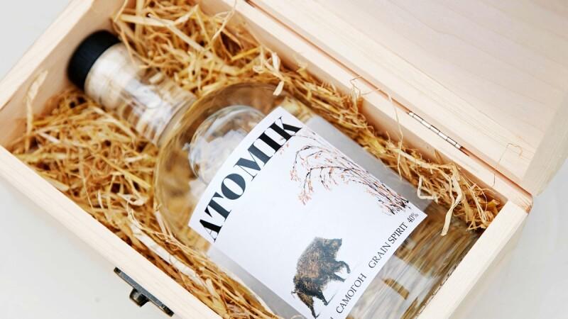 Atomik Vodka