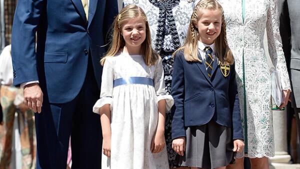 La reina y la princesa celebraron sus cumpleaños de manera muy discreta.