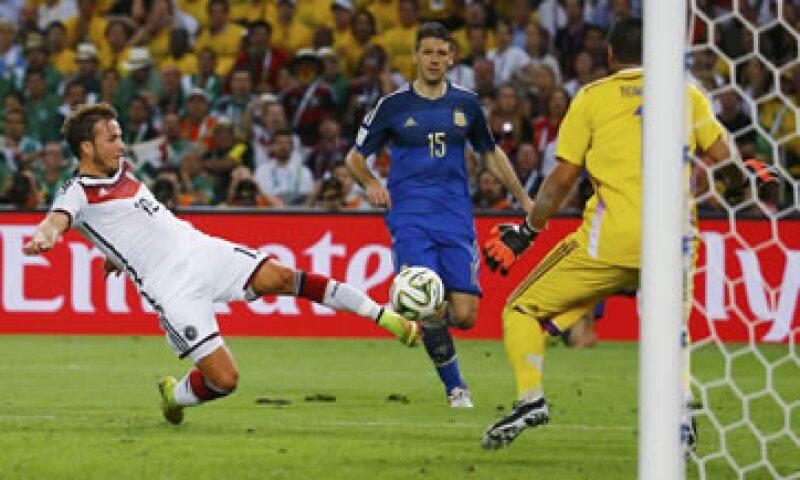 Más de 350 millones de personas se sumaron a la Copa del Mundo a través de Facebook. (Foto: Reuters)