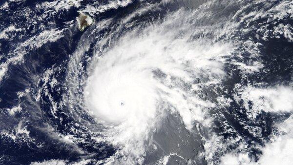 Advertencia Lane huracan Hawái