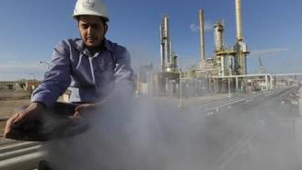 crudo libia bombeo petroleo crudo crisis