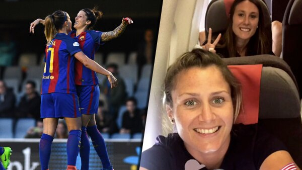 Barcelona femenil