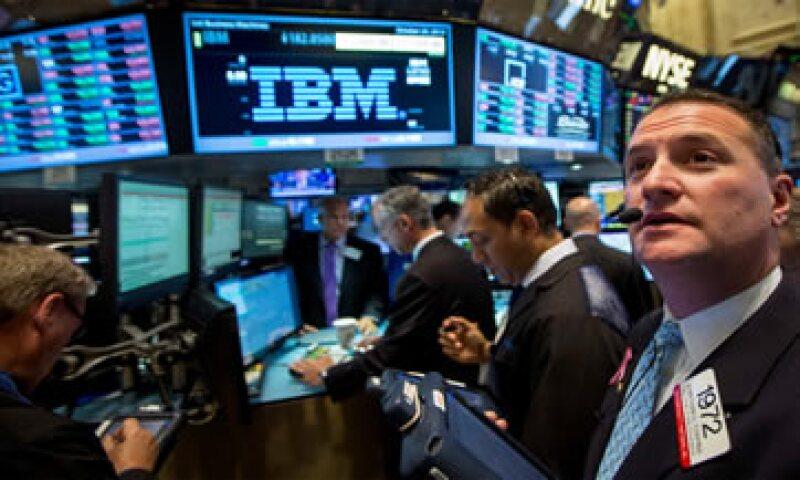 El índice industrial Dow Jones retrocede 0.06% en al Bolsa de Nueva York. (Foto: Reuters )