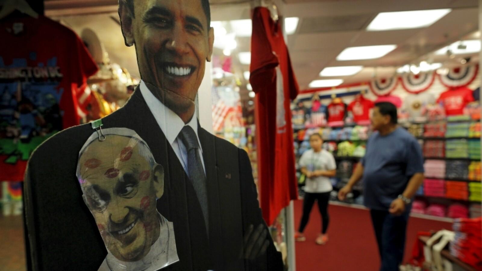 papa estados unidos obama