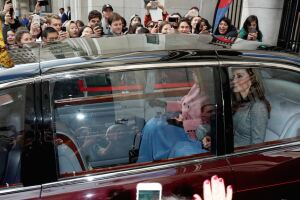 Kate y la reina