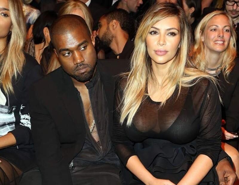 Al parecer el rapero ha prohibido a su esposa someterse a cirugías estéticas.