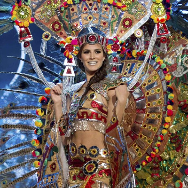 La representante de México, Karina González, intentará llevarse la corona como lo hizo Ximena Navarrete en 2010.