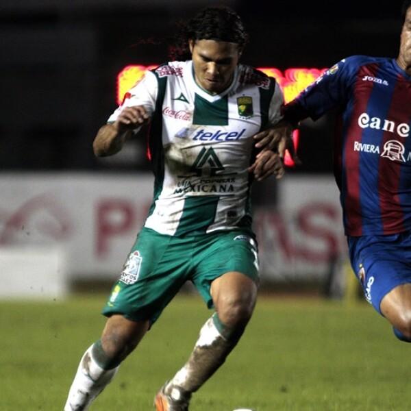 Atlante falló dos penales y empató 1-1 con el campeón León
