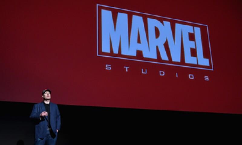La tercera entrega de The Avangers será dividida en dos partes, anunció Kevin Feige, presidente de los estudios Marvel. (Foto: AFP )