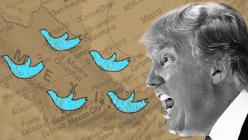 El polémico tuitero