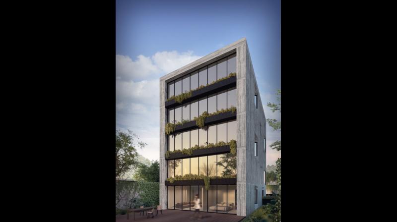 Proyecto residencial DL 1310 por Michan Architecture y Young & Ayata