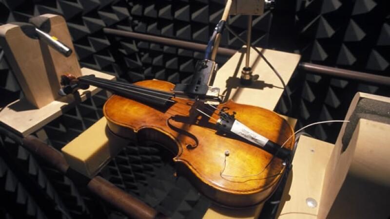Violin Stradivarius robado