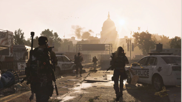 The Division 2 busca quitarle horas de juego a Fortnite y Apex Legends