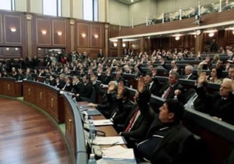 El empresario logró 62 votos en la asamblea de 120 escaños, a pesar de ser el único candidato. (Foto: Reuters)
