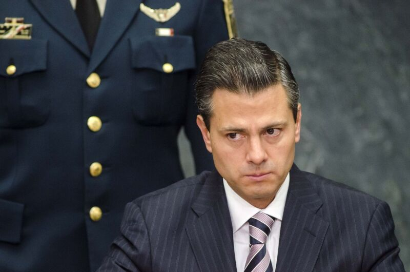 Peña Nieto Odebrecht