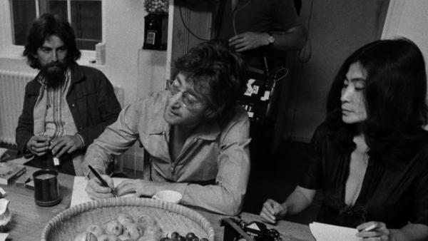 John y Yoko