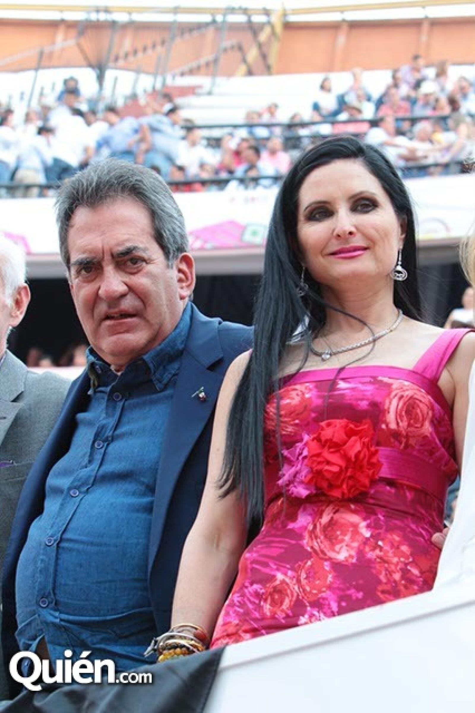 Carlos Lozano de La Torre y Blanca Rivera de Lozano
