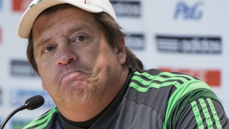 Miguel Herrera México Tri