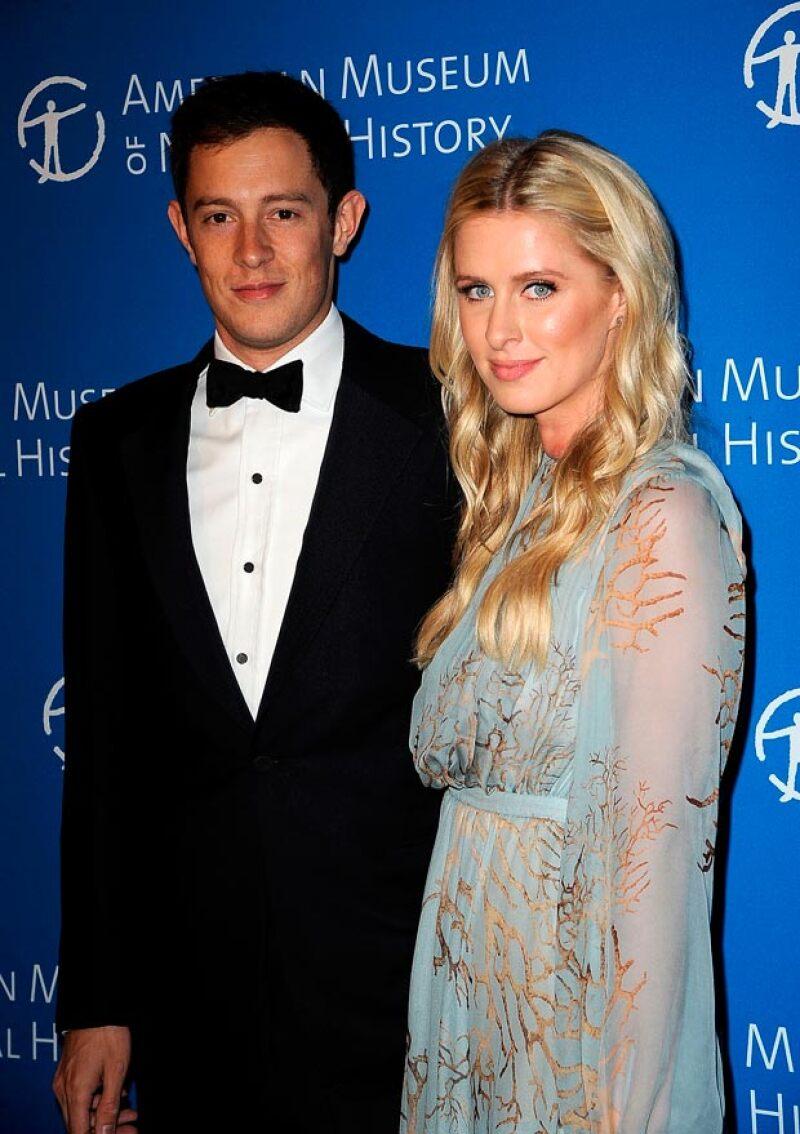 La hermana menor de Paris Hilton podría estar embarazada de su primer hijo con el empresario James Rothschild.