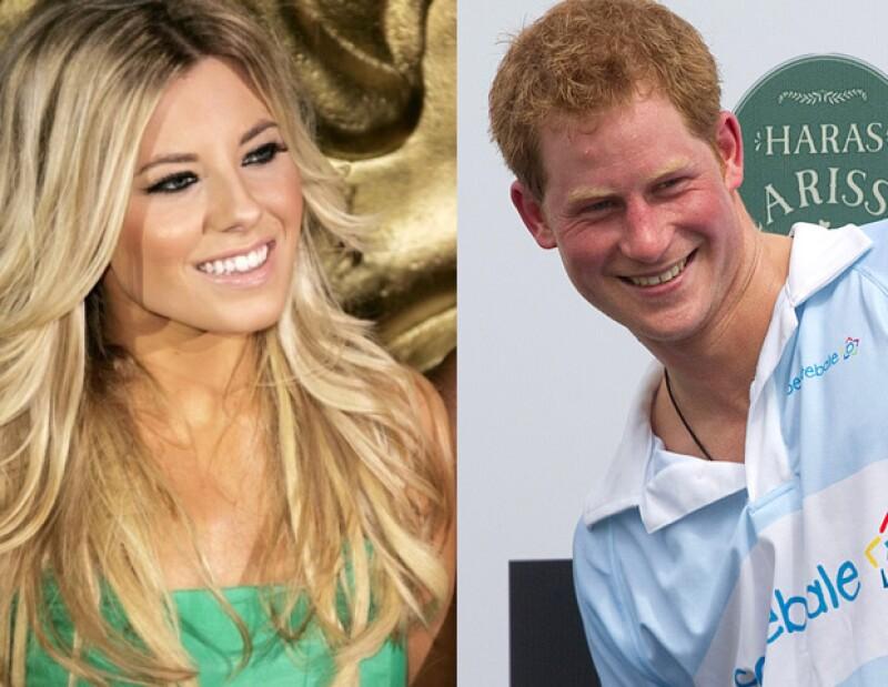 La cantante británica desmintió que sostuviera un noviazgo con el hermano del Duque de Cambridge, como diversos medios lo habían asegurado.