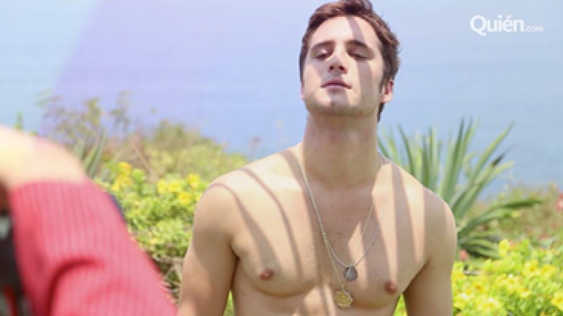 Tenemos el behind the scenes más sexy de 2016 con los 12 hombres que nos acompañaron en Acapulco para una sesión de fotos que te va a derretir.