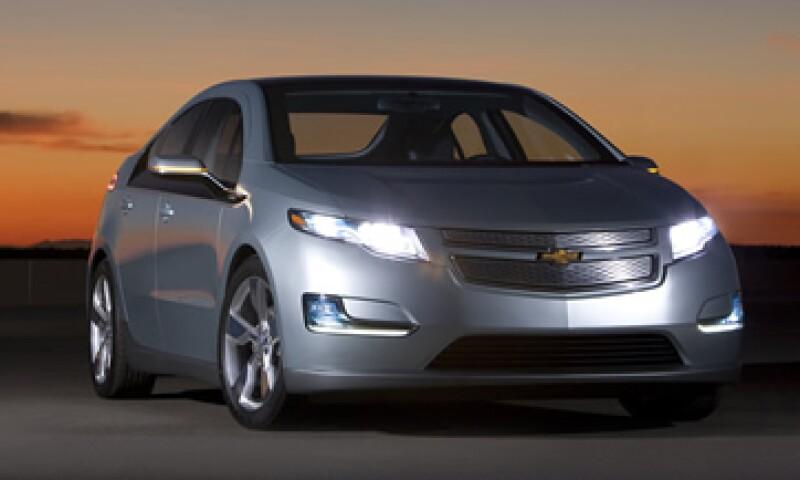 El Chevrolet Volt se estrenó en la Exposición Automotriz de Ginebra en 2009. (Foto: Cortesía de la marca)