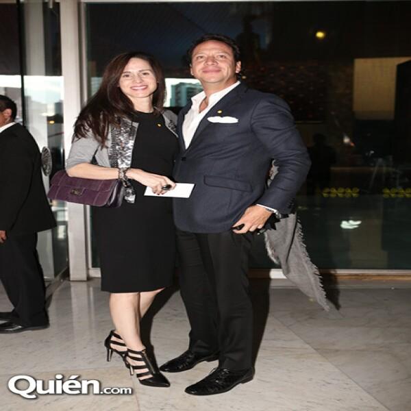 Karen Cea,José Prieto