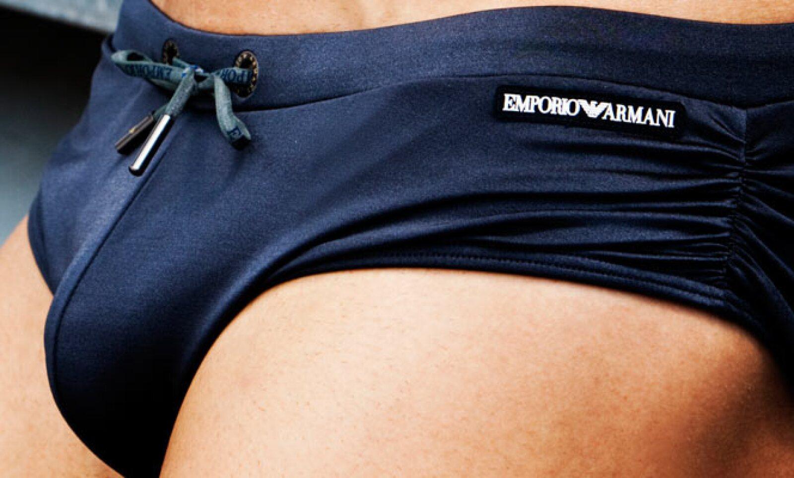 Para ellos, este calzoncillo con lazos al frente, para darle un estilo diferente a tu 'outifit' al vacacionar.