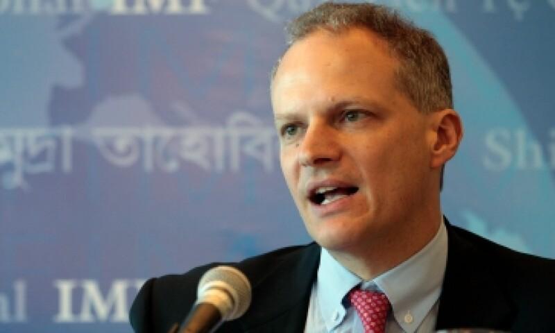 Alejandro Werner, director para el Hemisferio Occidental del Fondo Monetario Internacional. (Foto: Reuters/Archivo)