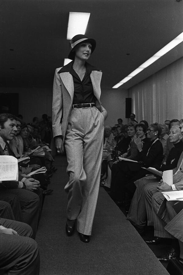 Calvin Klein Fall 1974 RTW, New York
