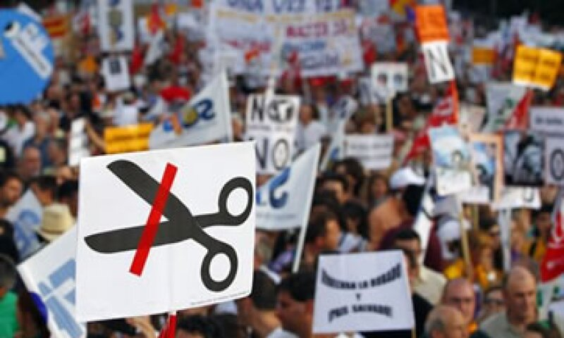 Los recortes a las pensiones tendrán un costo político para el Gobierno de Mariano Rajoy. (Foto: Reuters)