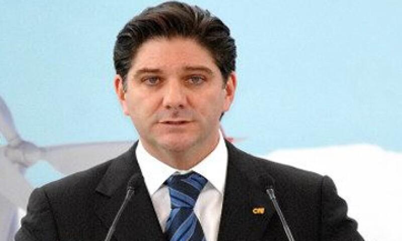 Jaime González Aguadé es nombrado nuevo presidente de la Comisión Nacional Bancaria y de Valores (CNBV). (Foto: tomada de facebook.com/CFENacional/)