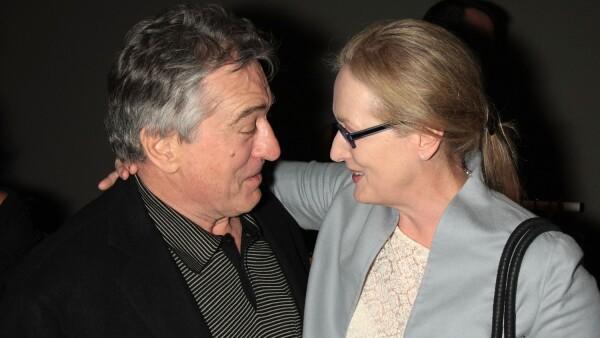 Roberto De Niro, Meryl Streep