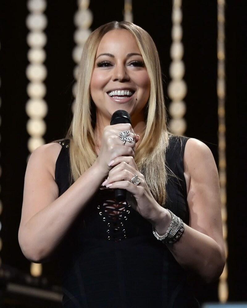 Esta semana se reveló un video en el que Alison Carey suplica a la cantante que la ayude a superar su enfemedad.