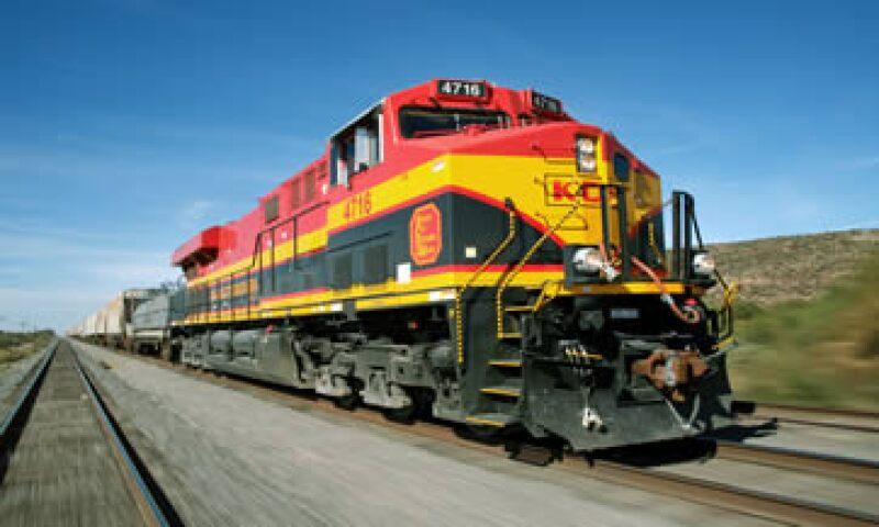 Desde que recibió su concesión hace 14 años, la compañía ha realizado inversiones de 3,000 millones de dólares en México. (Foto: Cortesía Kansas City Southern México)