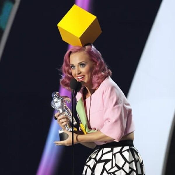 Katy Perry Premios Video del año Firework